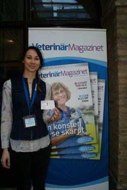 Alexandra von Knorring, Blå Stjärnan