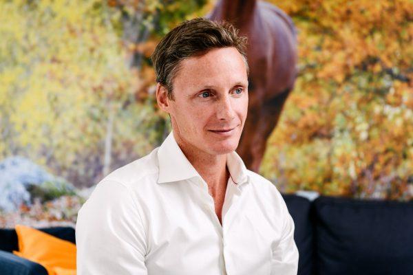 Martin Tivéus bidrog till att EQT köpte IVC