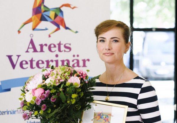 Marianne Tornvall Årets Företagare i Sigtuna