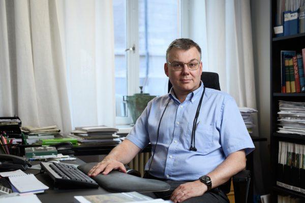Johan Beck-Friis ifrågasatt som ansvarig utgivare