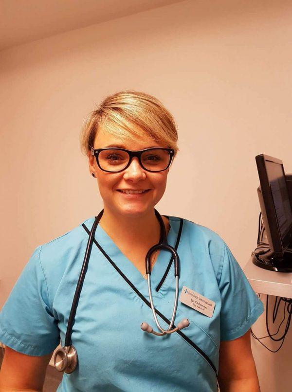 Iga Oldhammer förstärker Öresunds Veterinärklinik