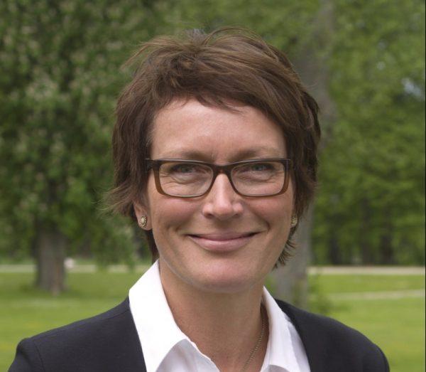 Maria Lundvall chef för smådjur hos Distriktsveterinärerna