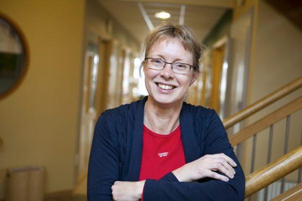 Professor Lotta Berg får fint pris