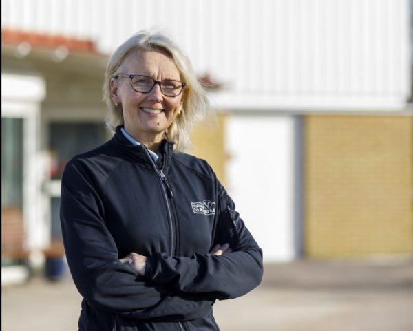 Marjaana Alaviuhkola ny ordförande i Svensk Travsport