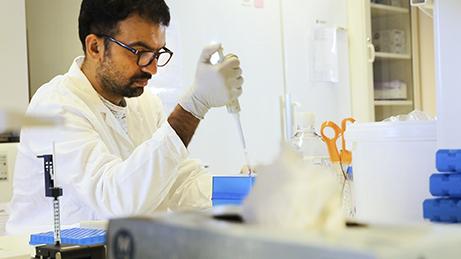 Forskare tar fram vaccin mot dödlig sjukdom