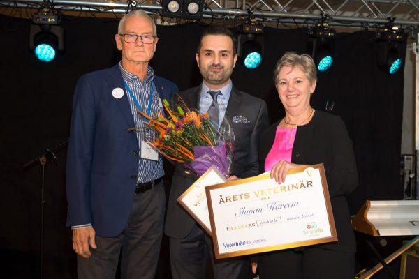 Shwan Kareem är Årets Veterinär 2018
