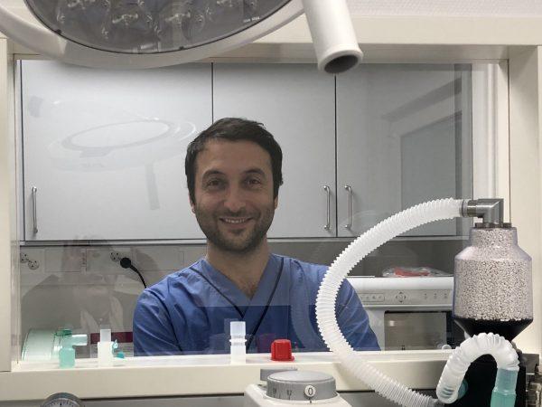 Full fart på Södermalms nya klinik