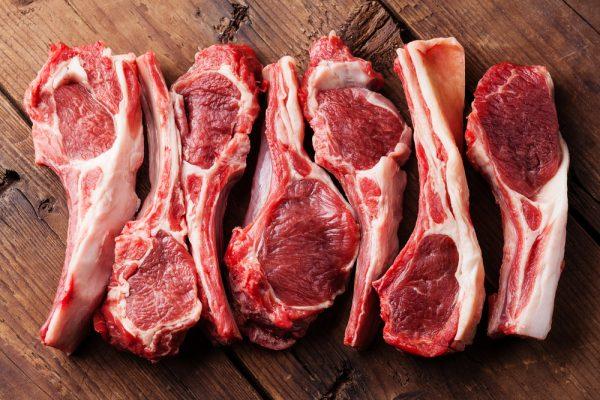 Stec-bakterier hittat på lammkött