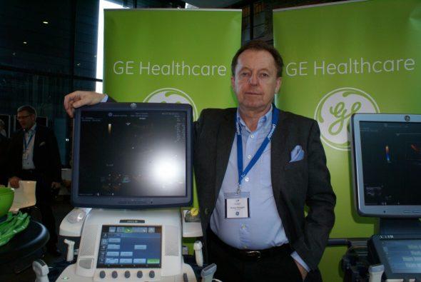 Thomas Rönegård, GE Healthcare