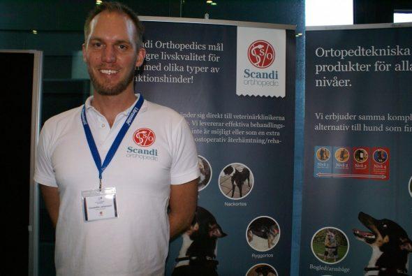 Christoffer Johansson, Scandi Orthopedic.