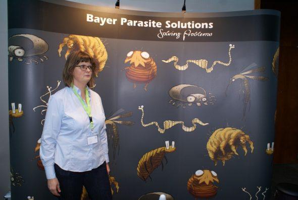 Ulrika Forshell, Bayer Animal Health