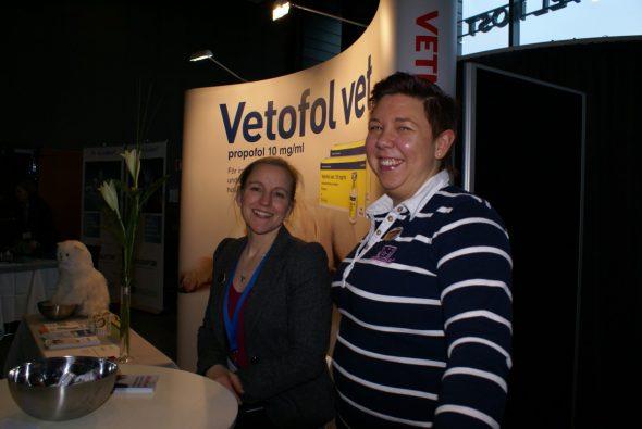 Maria Erlandsson och Agneta Andersson, Vetmedic.