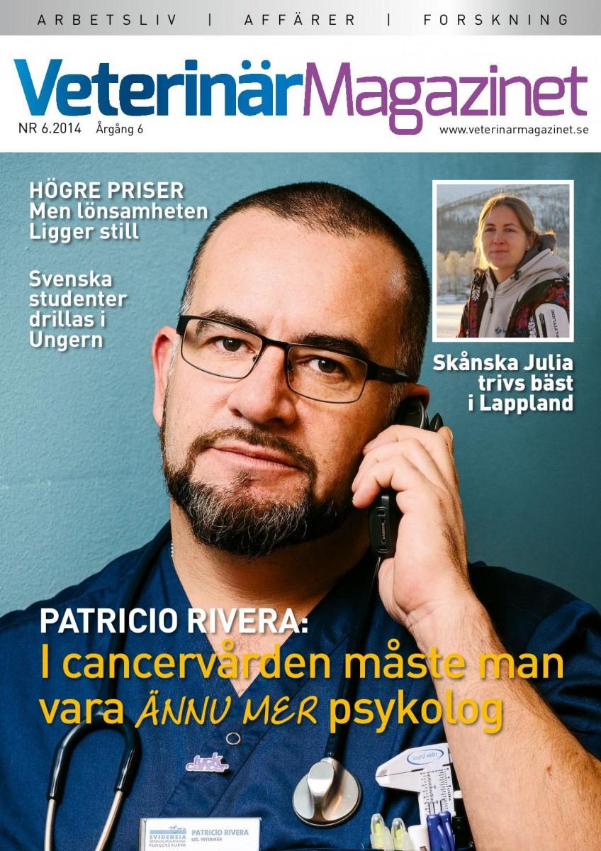 VeterinärMagazinet nr 6/2014