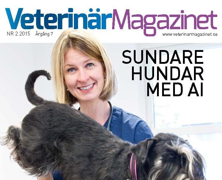VeterinärMagazinet nr 2/2015