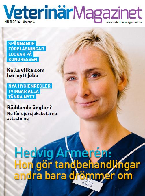 VeterinärMagazinet nr 5/2014