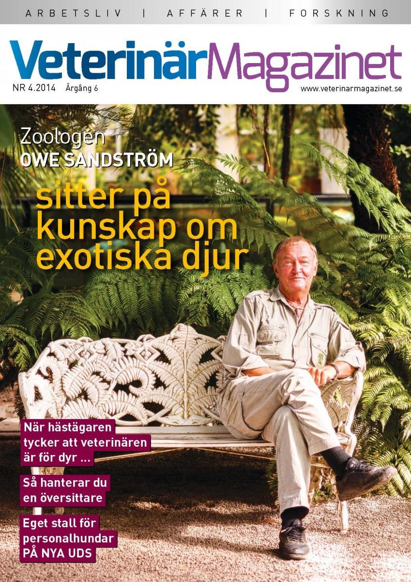 VeterinärMagazinet nr 4-2014