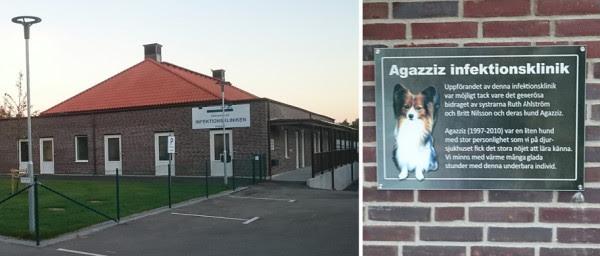 Evidensia öppnar ny infektionsklinik i Helsingborg
